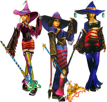 Image result for ffx-2 outfits