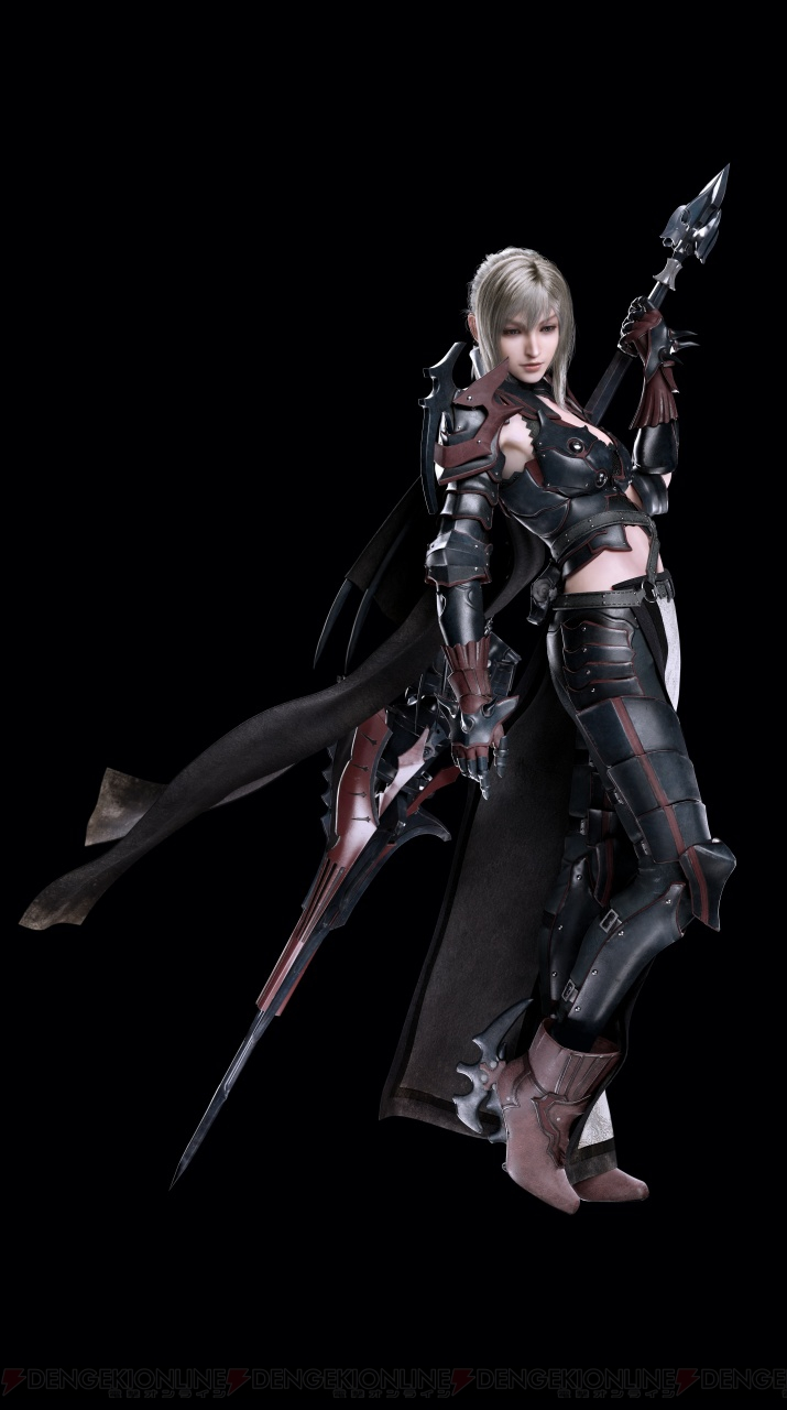 eyes on final fantasy new renders from final fantasy xv