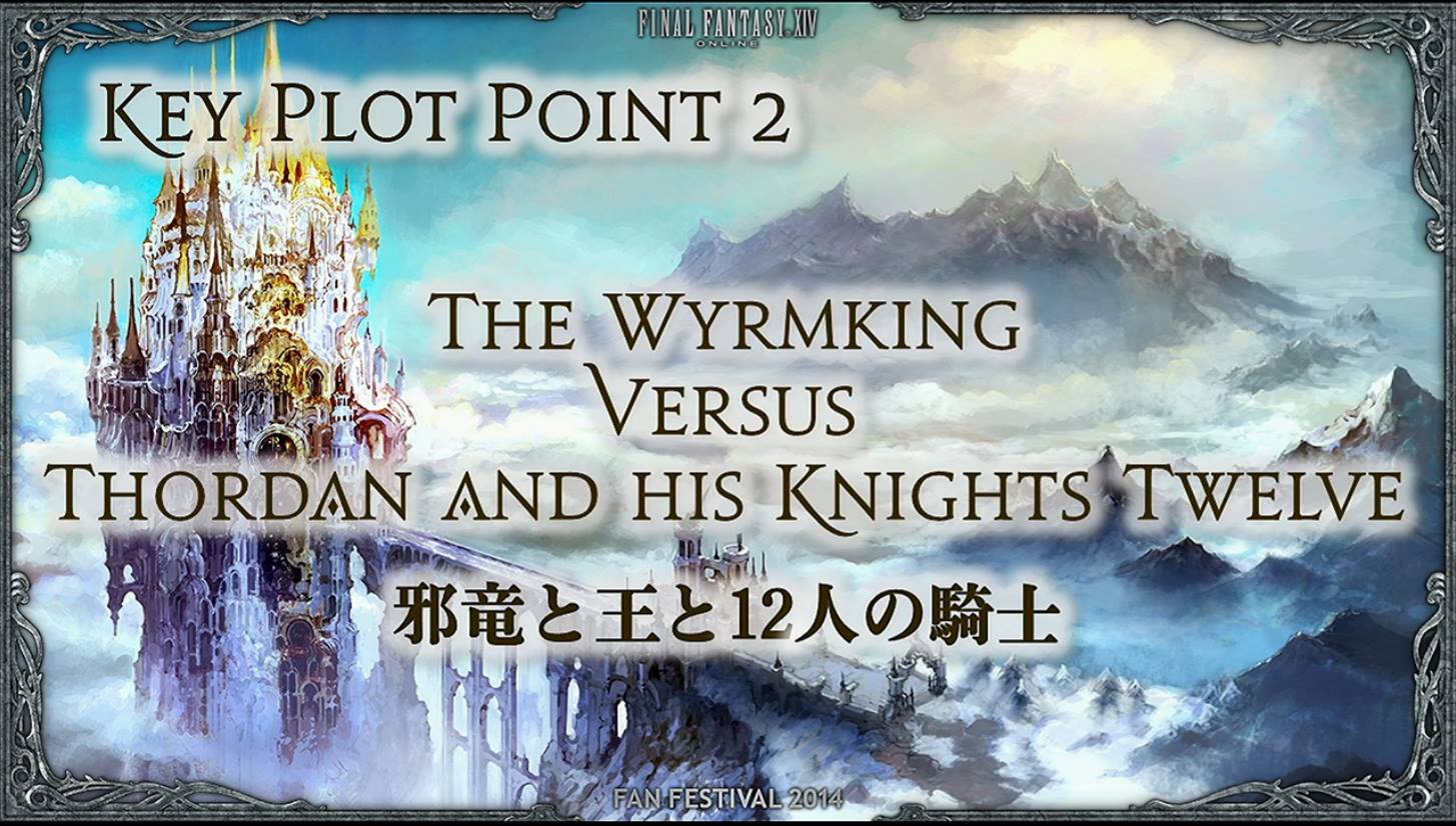 Eyes on Final Fantasy - What Do We Know About Heavensward? - Final