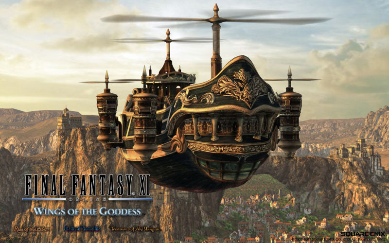 Eyes on Final Fantasy - Final Fantasy XI servers closed on PS2