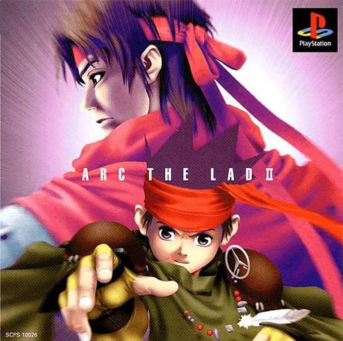 Click image for larger version.  Name:Arc_the_Lad_2_cover.jpg Views:610 Size:77.4 KB ID:75142
