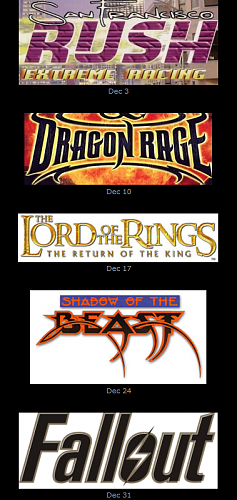 Click image for larger version.  Name:December Lineup.png Views:201 Size:284.5 KB ID:60958