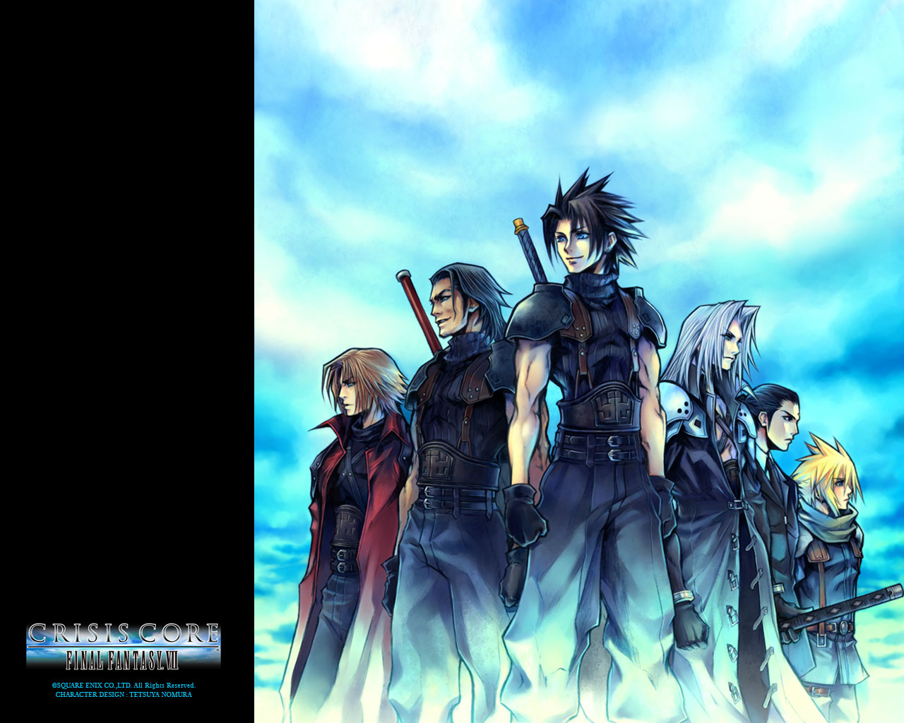 Eyes on final fantasy wallpapers wallpapers altavistaventures Gallery