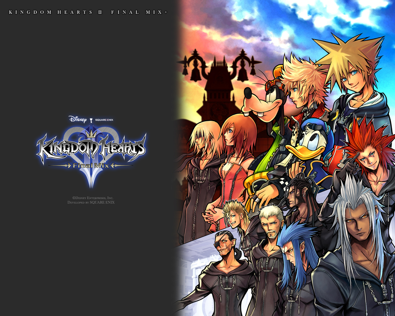 kingdom hearts 2 synthesise Kingdom hearts hd 25 - synthesis guide (part 2) & ultima weapon - duration: 13:26 bizkit047 62,331 views 13:26 kingdom hearts ii final mix - keyblades.